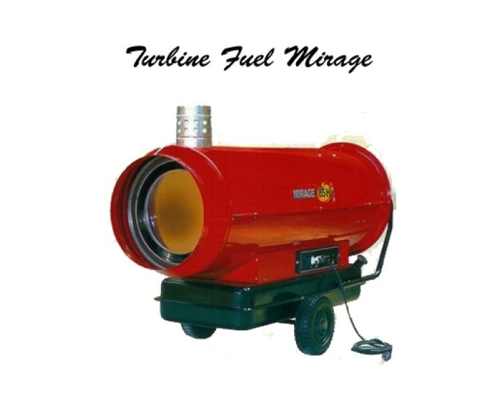 Turbine fuel Mirage