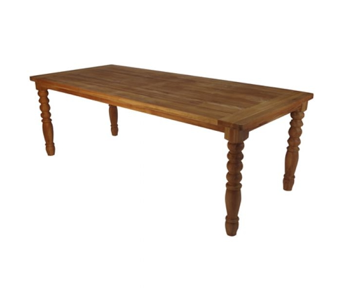 Table Forest teck