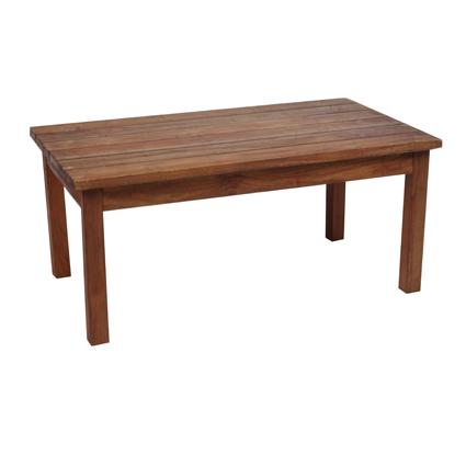 Bienvenue sur le site de souchon r ception - Table basse en manguier ...