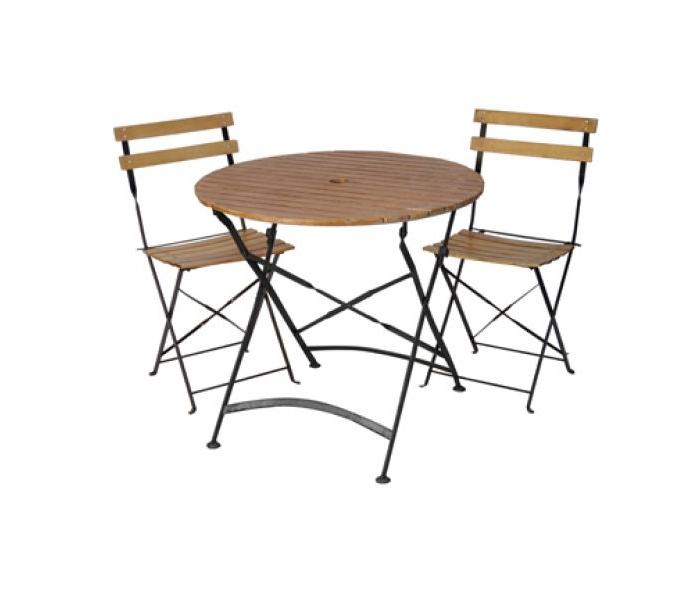 Location Table de jardin pliante par Souchon Réception