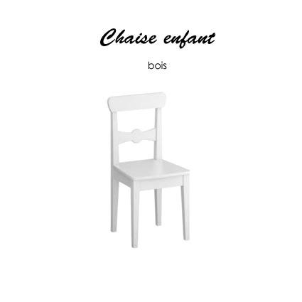 Les chaises d 39 ext rieur par souchon r ception - Chaise exterieur enfant ...